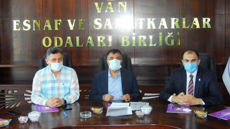 Başkan Berge: Aşı çalışmalarına desteğimizi sürdüreceğiz