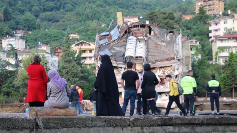 Kastamonu'da sel felaketinin mağdurları geceyi unutamıyor