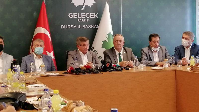 Ahmet Davutoğlu'ndan imar yasası vaadi