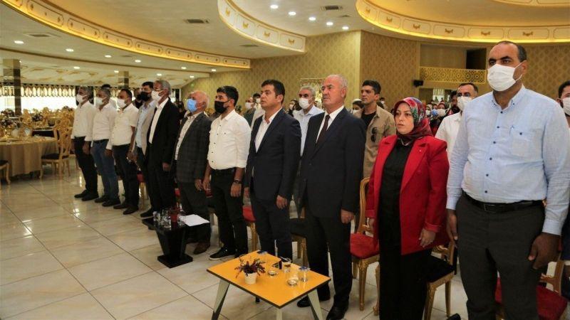 Başkan Akman, Danışma kurulu toplantısında projeler hakkında bilgi verdi