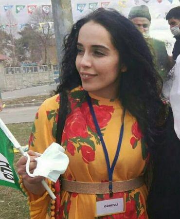 HDP Muş il Eş Başkanı Nergiz tutuklandı
