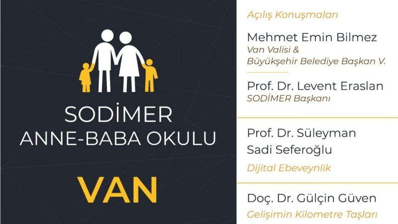 Van'da anne-baba okulu semineri düzenlenecek