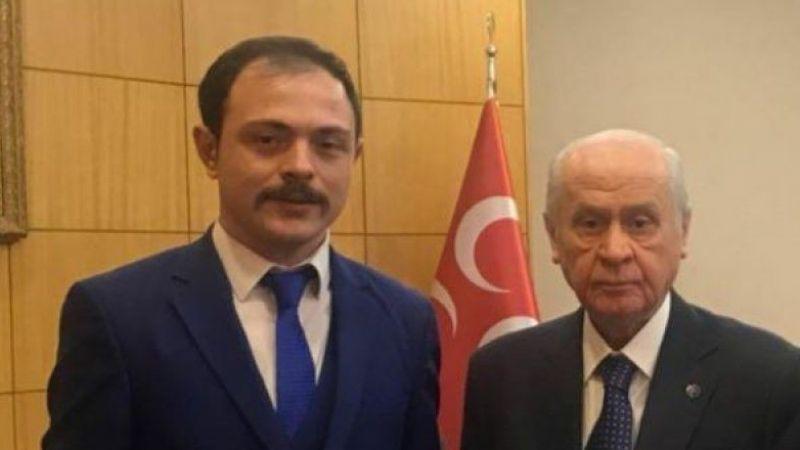 Yapraklı Belediye Başkanı Güngör korona virüse yakalandı