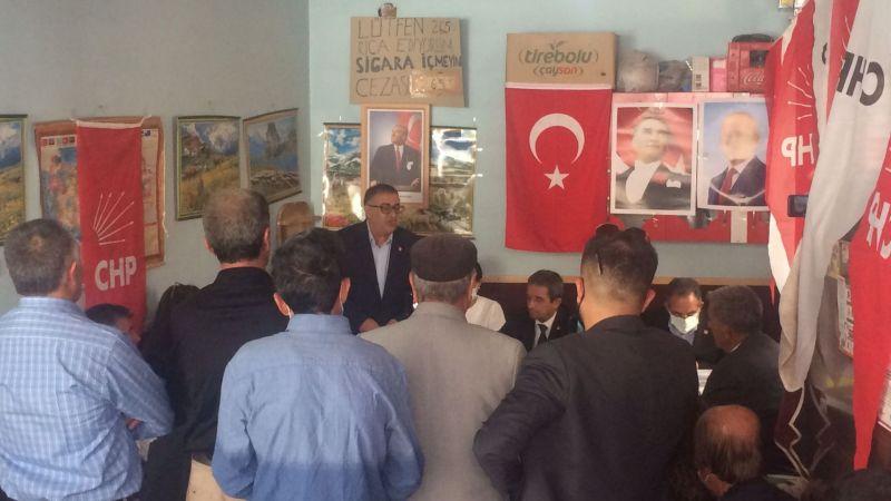 CHP, Van Özalp'ta 4 yıl aradan sonra kongre yaptı