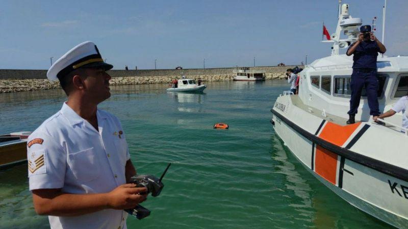 Van Gölü'nün güvenliği Sahil Güvenlik Komutanlığına emanet