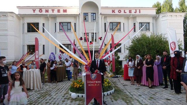 Van Özel Yöntem Koleji hizmete açıldı