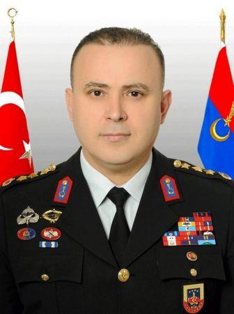 Bitlis haber: Bitlis İl Jandarma Komutanı değişti