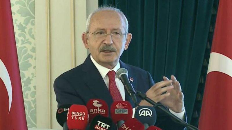 Kemal Kılıçdaroğlu: Sığınmacılara değil, izin verenlere kızın