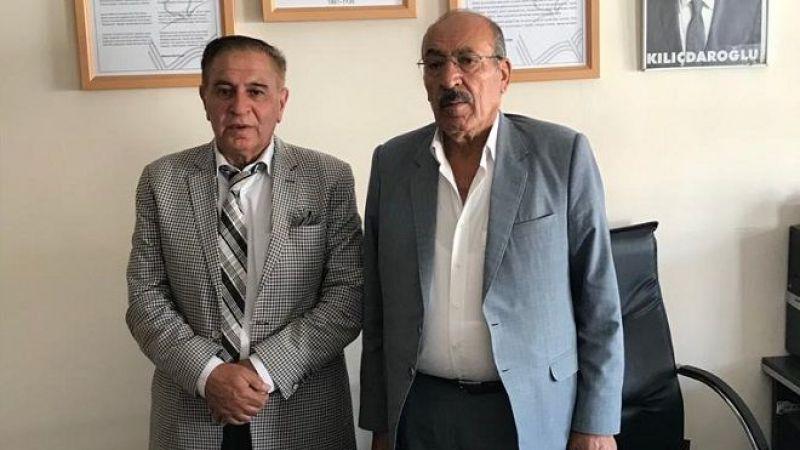CHP Van Gürpınar İlçe Başkanlığında devir teslim