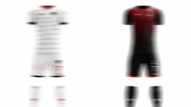 Vanspor FK'nın yeni sezon formaları belli oldu!