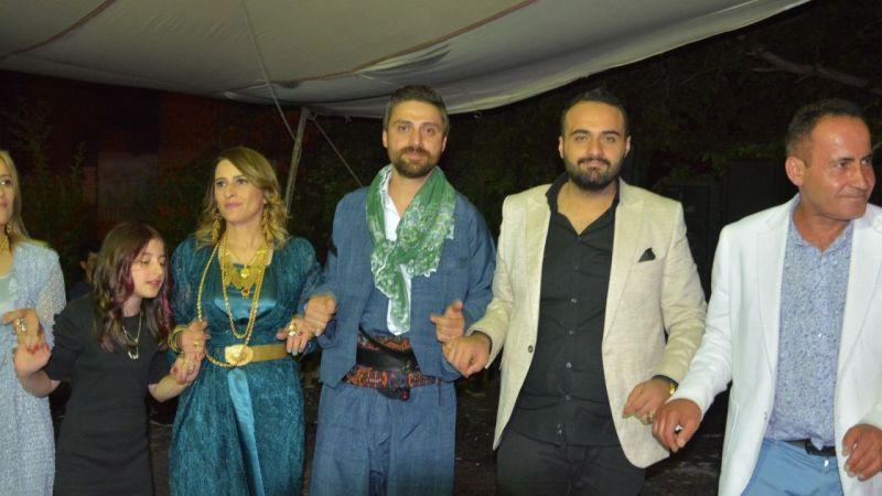 Hakkarili iş adamı Remzi Şen'in mutlu günü