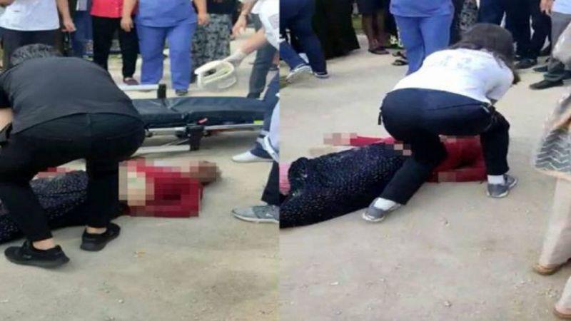 Bursa'da hastane önünde yaşanan olay meclise taşındı