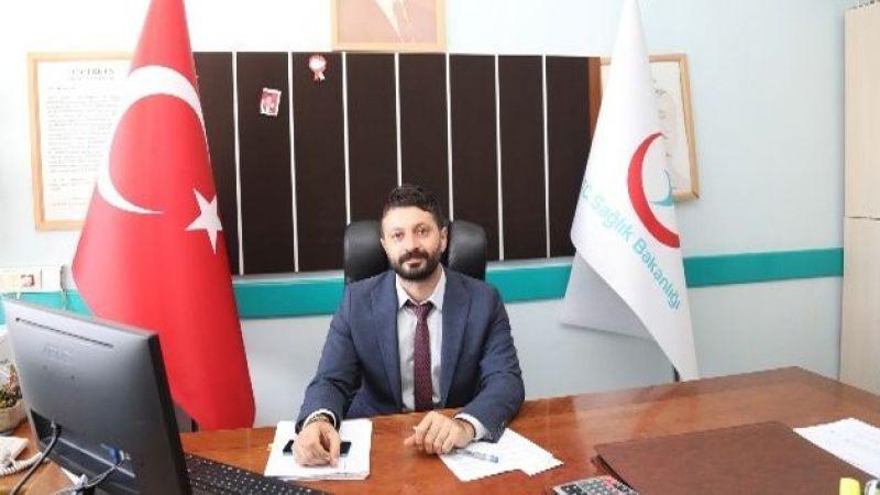 Van Başkale Devlet Hastanesi Başhekimi Maruf Kayran göreve başladı
