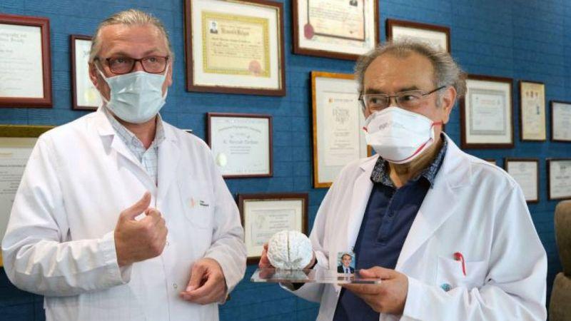 Türkiye'de bir ilk! Yaşayan beynin 3D kopyası