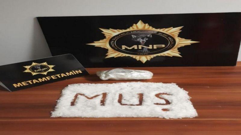 Muş'ta uyuşturucu operasyonu: 4 kişi tutuklandı
