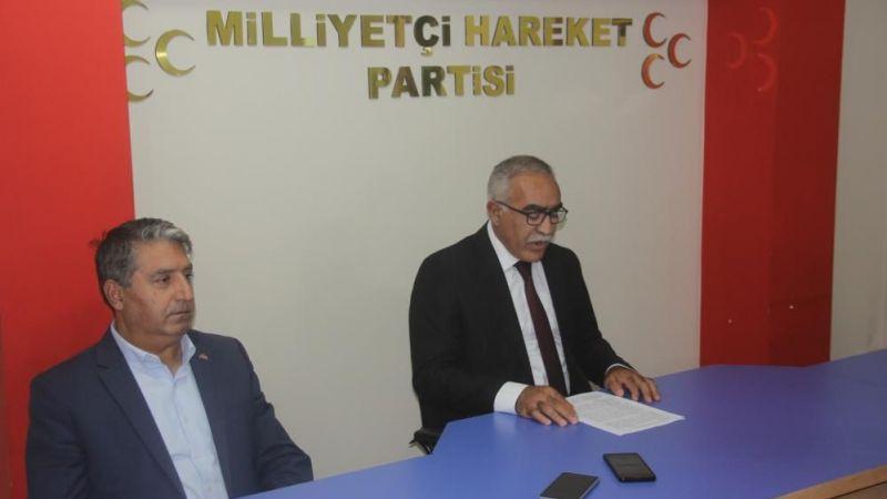 MHP genel merkez heyeti 12 Eylül'de Erzincan'da