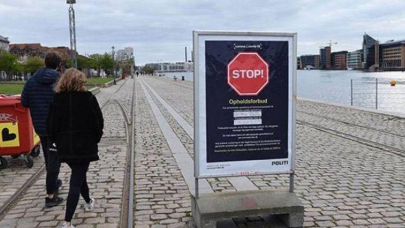 Danimarka, COVİD'i bitirdi