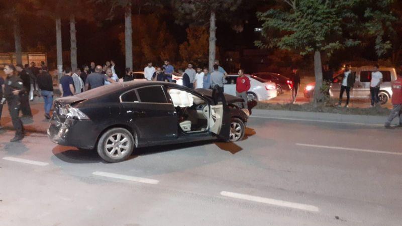 Tatvan'da trafik kazası: 1 kişi yaralandı