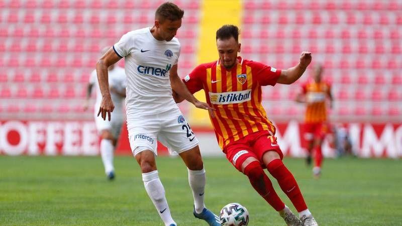 Kayserispor ile Kasımpaşa 23. kez karşılaşacak