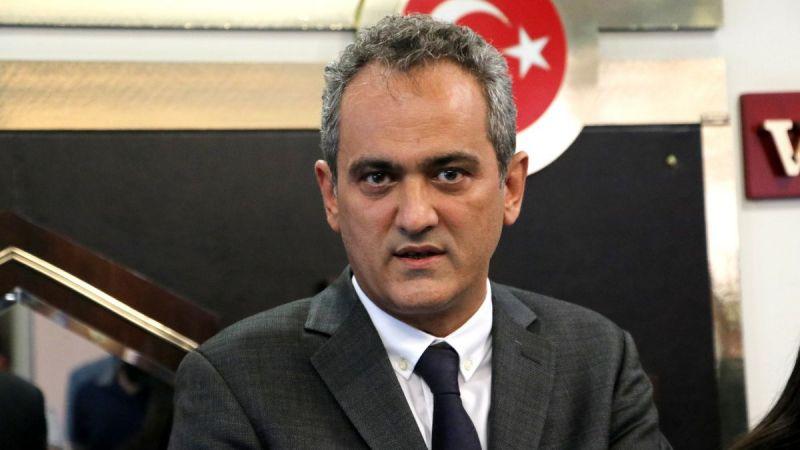 Milli Eğitim Bakanı Özer: 200 sınıfta eğitim-öğretime ara verildi