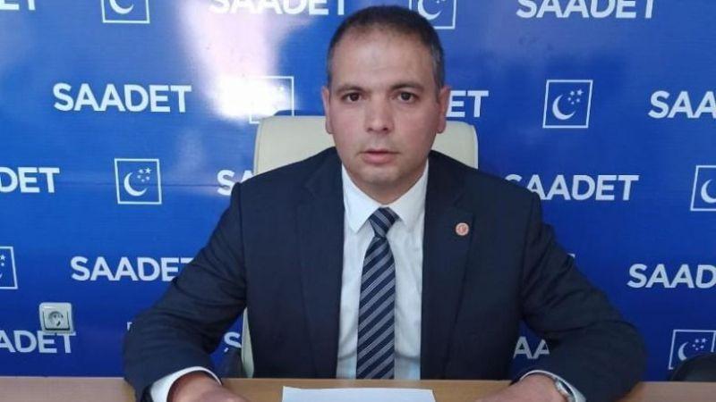 Saadet Partisi Van İl Başkanı İlhan: Van, havayolu taşımacılığında cezalandırılıyor