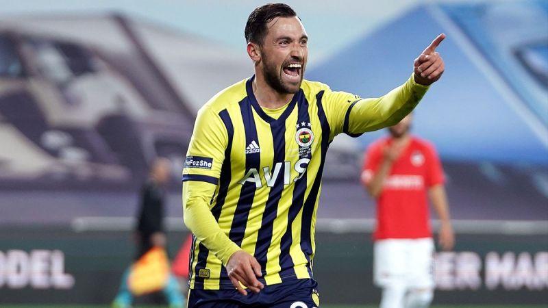 Sinan Gümüş: Kendimi Fenerbahçe'den büyük görmedim