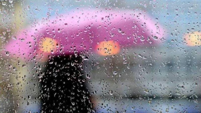 Meteoroloji'den 12 il için kuvvetli yağış uyarısı!