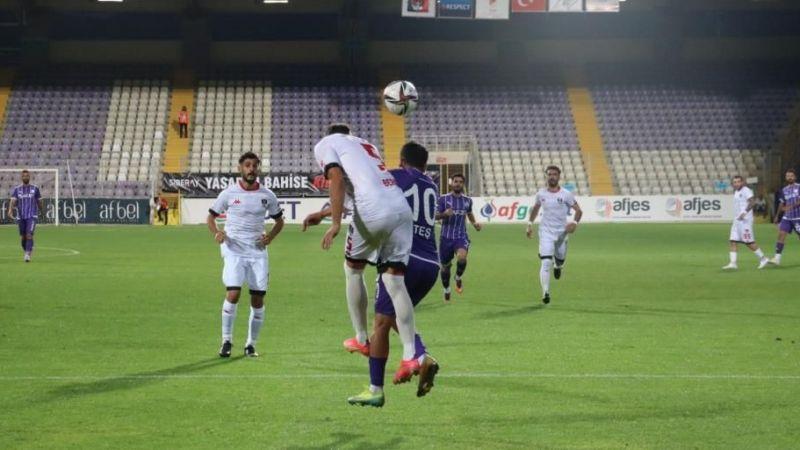Afyonspor: 2 - Vanspor FK: 2 Maç Özeti