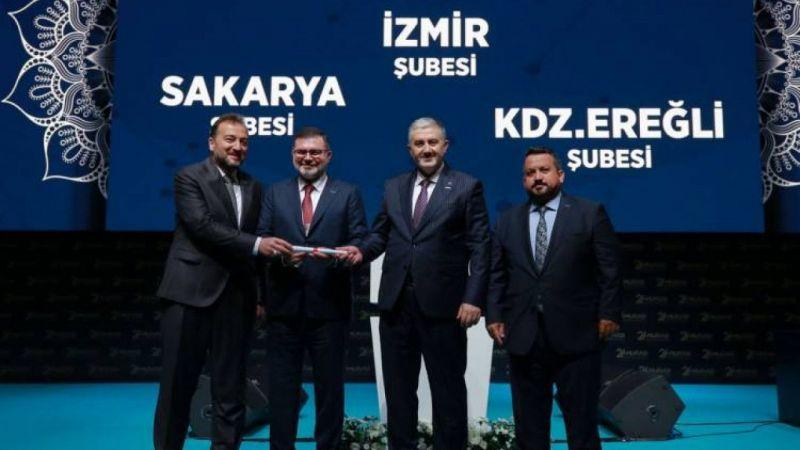 MÜSİAD İzmir Şubesi birinci oldu