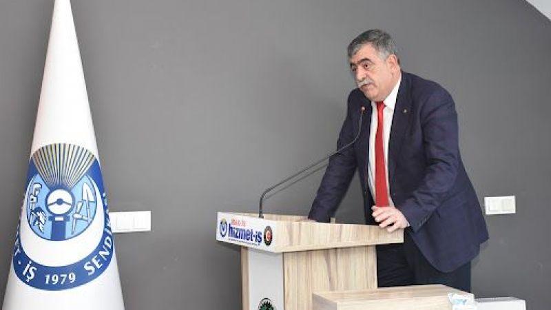 Van Hizmet-İş Sendikası delege seçimlerini Efeoğlu kazandı