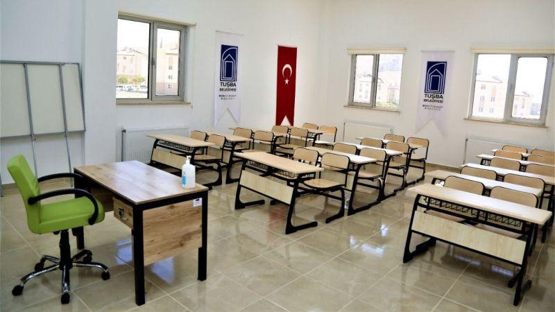 Van Tuşba Belediyesi'nden ücretsiz YKS kursu