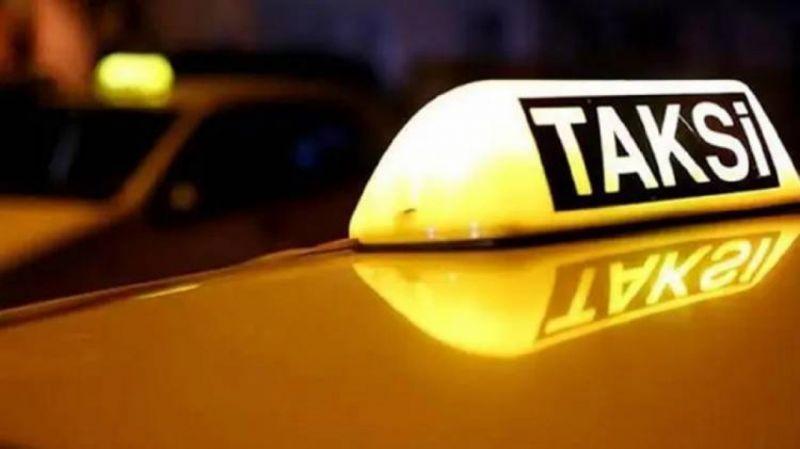 Taksiciler dikkat! Yaş sınır değişti