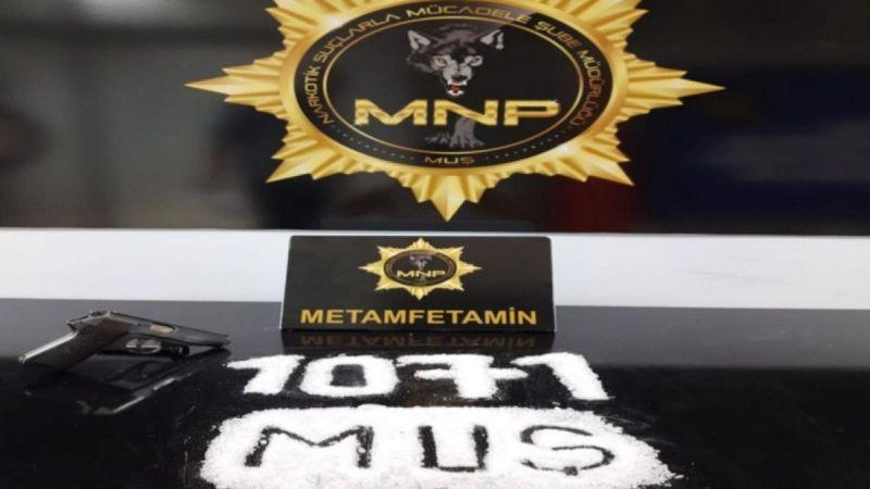 Muş'ta uyuşturucu operasyonu: 1 kişi tutuklandı