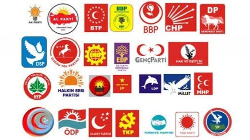 Türkiye'de kaç parti var? İçişleri sayıları açıkladı