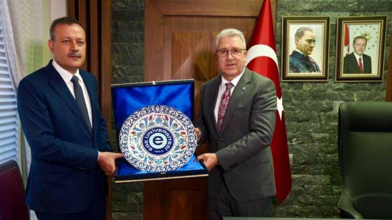 Ege ve Bitlis Eren Üniversitelerinden YÖK Anadolu Projesi