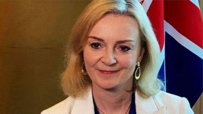 Liz Truss, İngiltere'nin ikinci kadın bakanı oldu