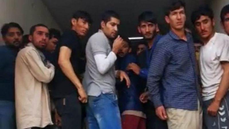 Van'da 158 düzensiz göçmen yakalandı