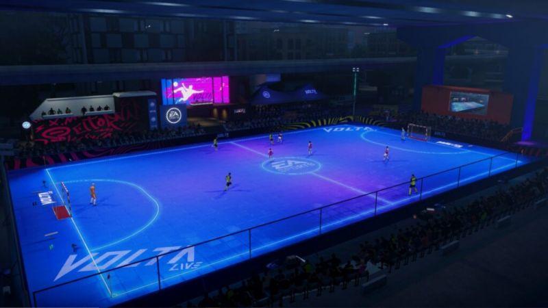 FIFA Online 4'e yeni oyun modu: Volta Live
