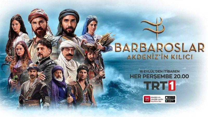 Barbaroslar Akdeniz'in Kılıcı dizisi konusu nedir?