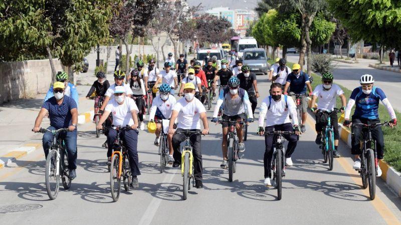 Van'da bisiklet turu düzenlenecek