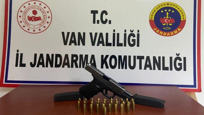 Van'da adam öldürmeye teşebbüs olayının şüphelisi yakalandı