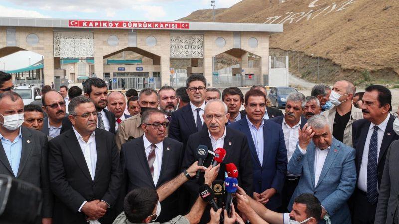Bedirhanoğlu'ndan Kapıköy açıklaması: Bu emek bütün paydaşlarındır