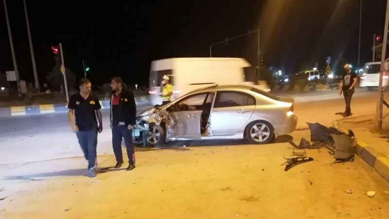 Van'da 3 ayrı trafik kazası: 24 kişi yaralandı