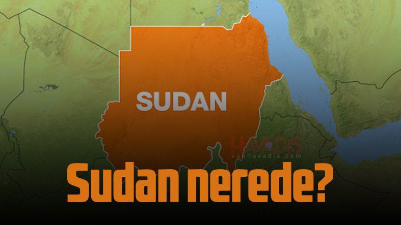 Sudan nerede? Para birimi nedir?
