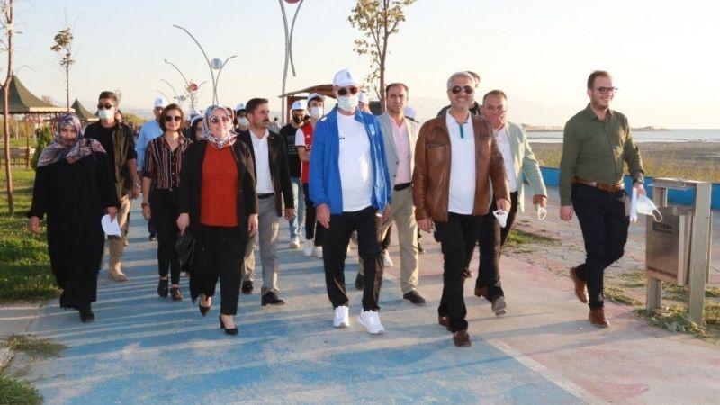Tuşba'da Avrupa Hareketlilik Haftası etkinliği