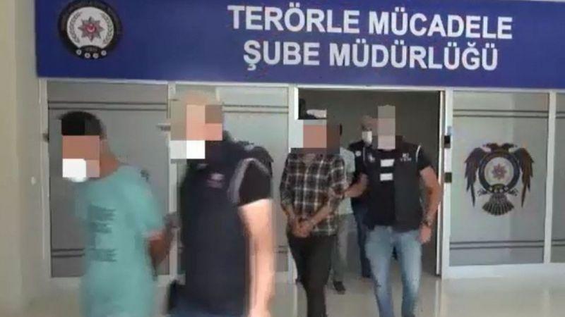 Van'da PKK'ya eleman temin eden 2 kişi tutuklandı