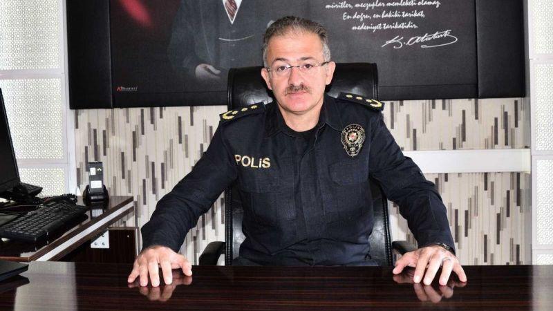 Emniyet Müdürü Engin Pınar terfi alarak atandı