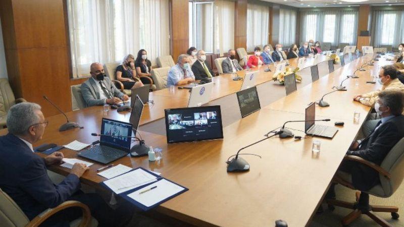 Ege ile Ankara Üniversitesinden iş birliği protokolü