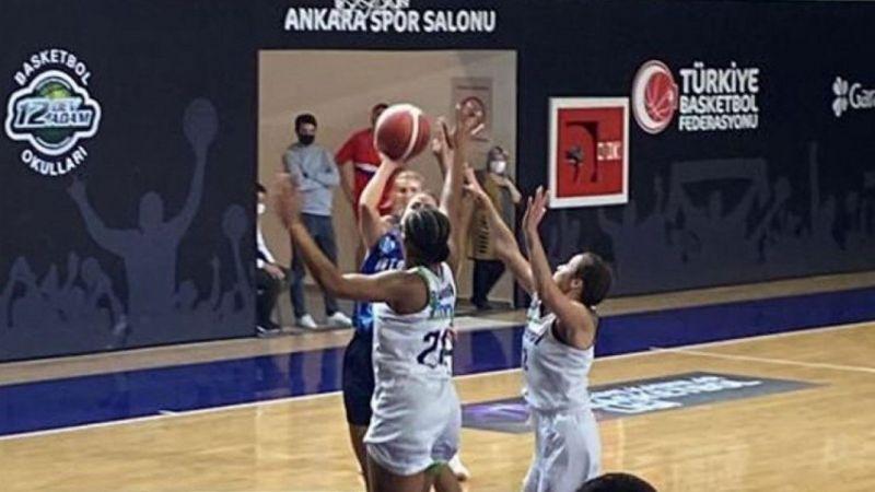 Rize ve Çeşme Basketbol takımı çeyrek finale yükseldi