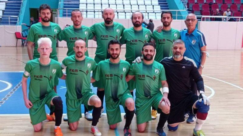 Nilüfer, Futsal 1. Ligi'nin ilk yarısını lider tamamladı